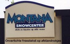 Pag 25 - onverlicht gevelpaneel Montana snowcenter