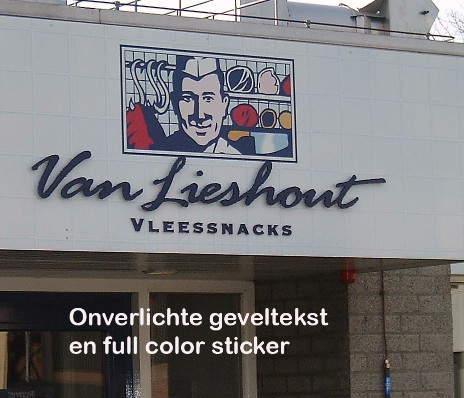 Pag 25 - onverlichte geveltekst Van Lieshout