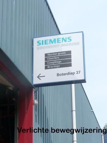 Pag 32 - verlichte bewegwijzing Siemens