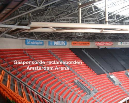 pag 20 - reclame panelen Amsterdam Arena