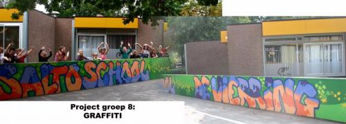 Pag 15 - graffiti wand