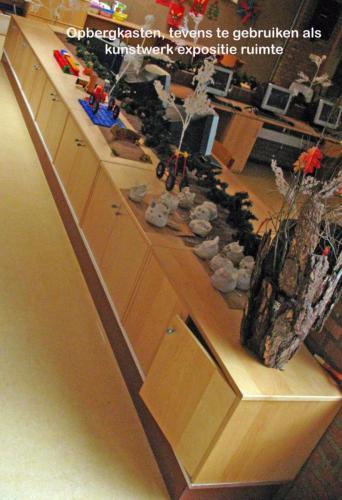 pag 14 - Kluisjes van Ikea op de scholen als expositieruimte
